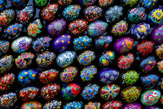 Free Easter Installation (Group Of Easter Eggs 4) Stock Image - 48994721