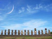 Easter Island Royalty Free Stock Photos