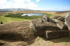 Easter island Stock Photography
