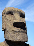 Easter island royalty free stock photos