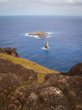 Easter Island Birdman Island Royalty Free Stock Image
