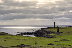 Easter Island, Chile Royalty Free Stock Photography