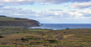 Easter Island, Chile Royalty Free Stock Image
