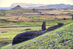 Easter Island, Chile Stock Photography