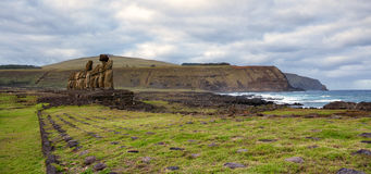 Easter Island, Chile Stock Photo