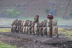 Easter Island - Chile Stock Photos