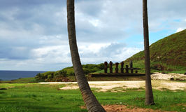 Easter Island - Chile Stock Photo
