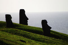Easter Island - Chile Royalty Free Stock Image