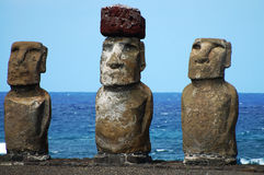 Easter Island - Chile Stock Photography