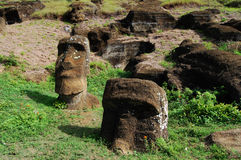 Easter Island - Chile Royalty Free Stock Photo