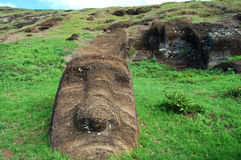 Easter Island - Chile Royalty Free Stock Photos