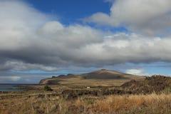 Easter Island Landscape Royalty Free Stock Image
