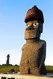 Easter Island Moai Stock Photo