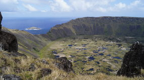 Easter Island Royalty Free Stock Photo
