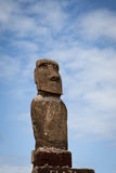 Easter Island statue Royalty Free Stock Image