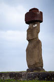 Easter Island statue Royalty Free Stock Photos