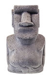 Easter island statue Royalty Free Stock Photography