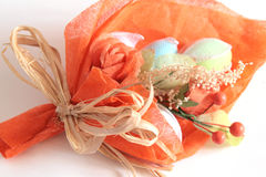 easter jajek kwiatów ornament Zdjęcie Royalty Free
