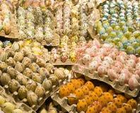 easter jajek sprzedaż Zdjęcie Royalty Free