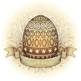 easter jajko Obraz Royalty Free