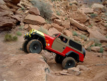 Easter Jeep Safari, Moab Utah Royalty Free Stock Photography