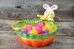 Easter jelly beans Royalty Free Stock Photography