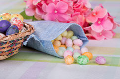 Easter Jelly Beans Royalty Free Stock Photos