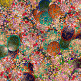 Easter jewel box background Royalty Free Stock Images