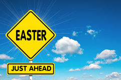 Easter just ahead Royalty Free Stock Images