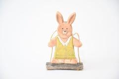 easter kanin Arkivbilder