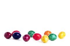 easter kolorowi jajka niektóre Fotografia Stock