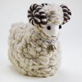 Easter lamb Royalty Free Stock Images