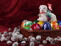 Free Easter Lamb Royalty Free Stock Photos - 8465638