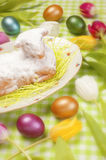 Easter Lamb Cake Stock Photography