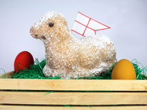 Easter lamb Stock Photos