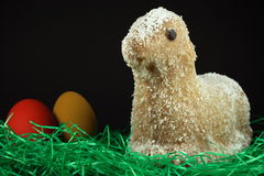 Easter lamb Stock Photo