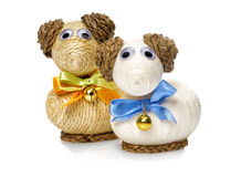 Easter lambs Stock Photography