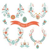 Easter laurels Royalty Free Stock Photo
