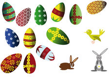 Easter3 Royalty Free Stock Images