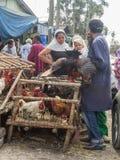 Easter Market Stock Image