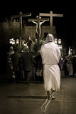 Easter in Medina del Campoo, Valladolid, Spain Stock Photos