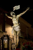Easter in Medina del Campoo, Valladolid, Spain Stock Image