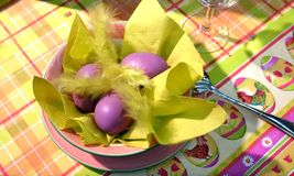Easter by morning Royalty Free Stock Photos