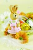 Easter motive. Easter detail with Easter eggs or spring motive Stock Image