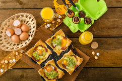 Easter in my own style Royalty Free Stock Photo