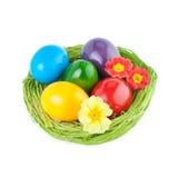 Easter Nest Stock Image