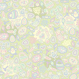 Easter nice seamless pattern. Stock Photos