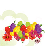 Easter ornament Royalty Free Stock Photography