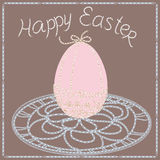 Easter ornament  egg Royalty Free Stock Images