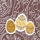 Easter ornament  egg Stock Photo